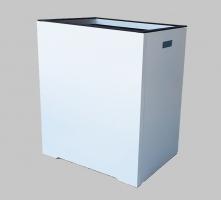 Supporto in Alluminio Bianco