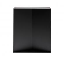 Metal Cabinet 60 Black