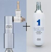 CO2 System  74-YA/Ver.2 (White)