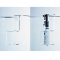 Clear Stand for CO2 Cartridge